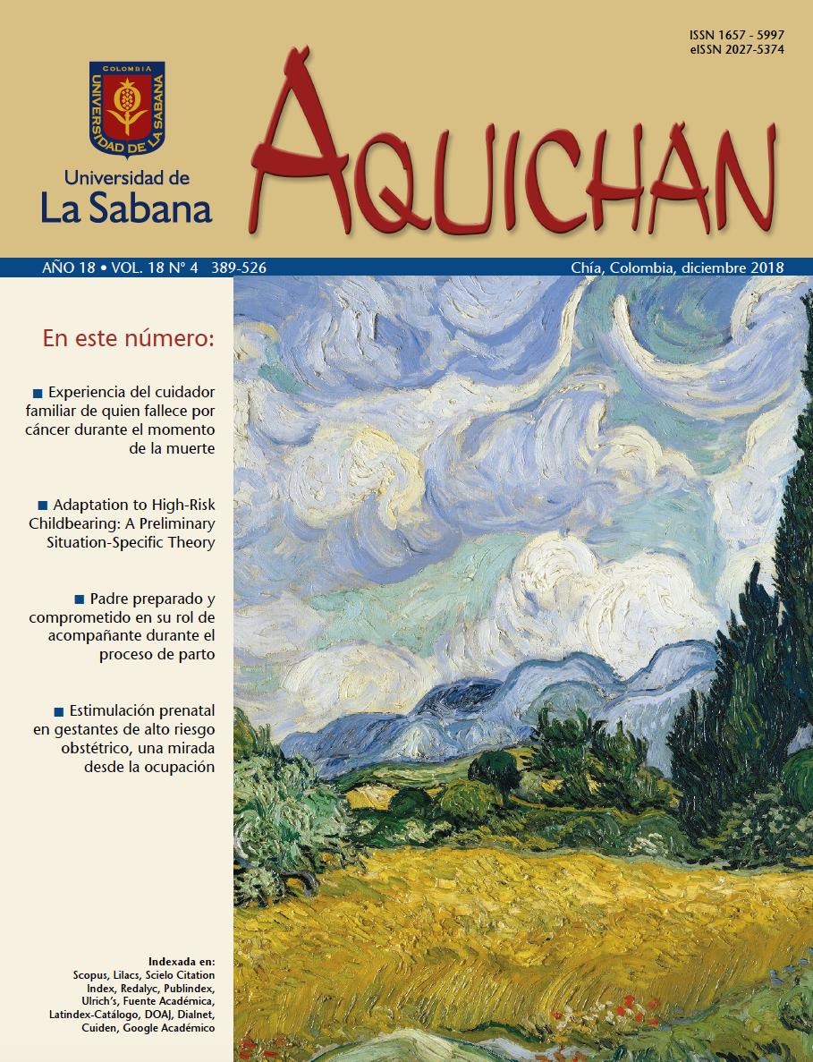 Aquichan 18(4)